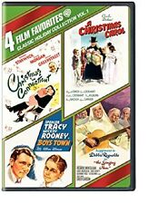 Classic Holiday: Boys Town, A Christmas Carol, Christmas in Connecticut, The Nun