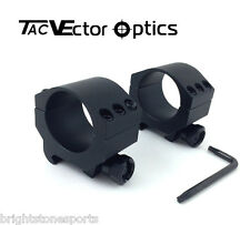 Vector Optics 30mm Extreme Low Weaver Mount Rings f/ Leupold Night Force Scope