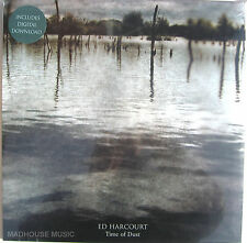 ED HARCOURT LP Time Of Dust SEALED 2014 + Downloads