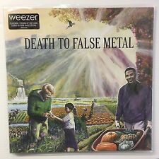 Weezer - Death To False Metal LP Record Vinyl - BRAND NEW - 180 Gram