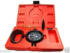 Fuel Pump Pressure and Engine Vacuum Tester Carburetor Valve Adjusment Test kit