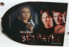 SUPERNATURAL - SEASON 3 - BETRAYED INSERT CARD #BT-4