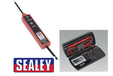 Sealey PP1 Auto Probe Electrical Power Circuit Tester - 6-24V  PLUS Multimeter