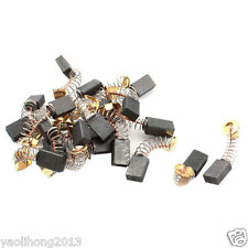 20 PCS 15mm x 10mm x 6mm Carbon Brushes for Generic Electric Motor