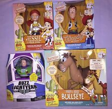 4x DISNEY TOY STORY SIGNATURE COLLECTION WOODY / BULLSEYE / BUZZ / JESSIE *NEW*
