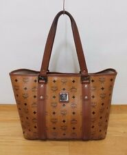 AUTHENTIC MCM Visetos Shopper Bag