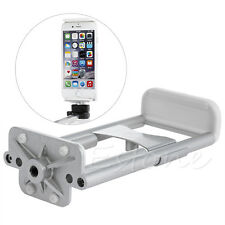 Universal 2 in 1 Phone Tablet Camera Stand Clip Bracket Tripod Holder Mount new