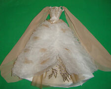 Barbie Fashion Ethereal Chiffon Gown For Model Muse Barbie Dolls fn726