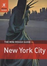 NEW BOOK: The Mini Rough Guide to New York City, Statue of Liberty, $11.99