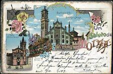 1899 - Monza - Basilica di S. Giovanni e S. Maria in Istrada