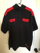 3XL Big & Tall Men's Red Ape Polo Shirt Pre-owned