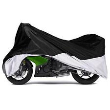 Motorcycle Rain Cover fit Honda Suzuki Yamaha Kawasaki Vespa Scooter Sports Bike