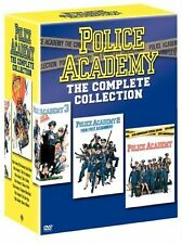 Police Academy - The Complete Collection 7 Disc Box Set 1984 NEW DVD