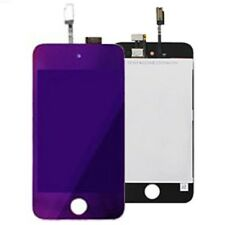 New Purple LCD Screen Digitizer Glass Assembly For iPod Touch 4 4th Gen 4G Tools