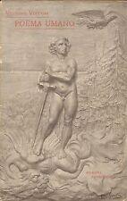 Vittore Vittori: Poema umano. Bologna, Zanichelli, 1907
