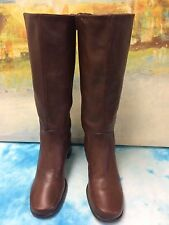 NATURALIZER BROWN WOMENS FASHION  BOOTS SZ8 M