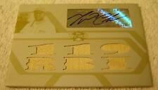 MIGUEL CABRERA 2008 TOPPS TRIPLE THREADS RELICS BAT AUTO WHITE WHALE SERIAL #1/1