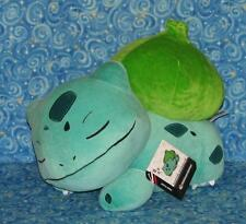 Huge Bulbasaur Sleeping Pokemon Center Plush Doll Toy from 2016 New with Tags