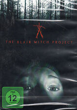 THE BLAIR WITCH PROJECT - Horror Film DVD - Neuware