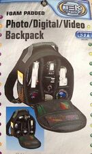 Tamrac Tek 4371 DSLR Photography, Foam Padded Photo  Digital - Video Backpack