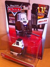 "DISNEY CARS DIECAST - ""Brian Fuel"" -Deluxe (New) - 2015 Card - Combined Postage"