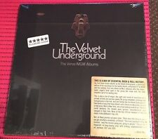 The Verve/MGM Albums by The Velvet Underground (Vinyl, Oct-2012, 5 LP's