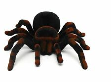 Realistic Infrared RC Remote Control Tarantula Spider Scary Kid Toy Gift Prank