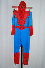 Spiderman Costume w/ 3D Halloween Basket