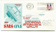 1974 Garp Synchronous Meteorological Satellite SMS-ONE Cape Canaveral NASA USA