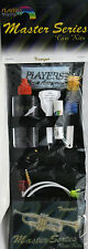 Master Series Trumpet Care Kit Lightening Fast Oil  Brushes Grease Cloth Pouch