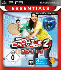 Sports Champions 2 PS3 Move Game *in Excellent Condition*