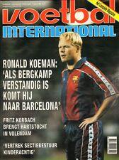 V.I. 1993  nr. 03 - RONALD KOEMAN/MOHAMMED SYLLA/DJUROVSKI/NOL DE RUITER