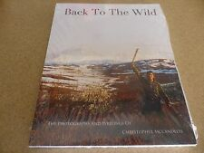 BACK TO THE WILD CHRIS McCANDLESS PHOTOGRAPHS WRITINGS into the wild Book NEW!!