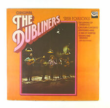 """12"""" LP - The Dubliners - Irish Folksongs - C 1190 - washed & cleaned"""