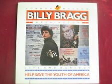 Billy Bragg Lp- Help Save The Youth Of America