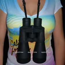 40x60 Powerful Perrini Binoculars Day&Night Vision Optics Hunting Camping black