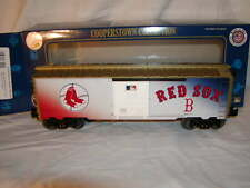 Lionel 6-83491 Boston Red Sox Box Car O 027 Cooperstown Collection MIB New 2016