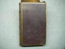 OEUVRES COMPLETES DE TACITE avec Traduction. en Français  - NISARD 1840