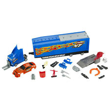 Hot Wheels Custom Motors Ultimate Repair Rig Truck Vehicle Set With 30+ Parts