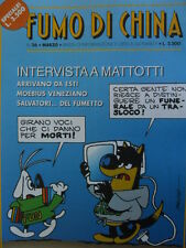 Fumo di China n°56 - Intervista a Mattotti - So Long Ken Parker  - [G.124 ]