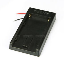 Battery Adapter Mounting Plate fr NP-F970 F750 F550 Sony DSLR Rig Power Supply