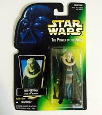 "HASBRO / KENNER STAR WARS 3.75INCH POWER OF THE FORCE "" BIB FORTUNA "" - RARE"