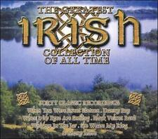 The Greatest Irish Collection of All Time by Various Artists (CD, Jan-2001, 3...