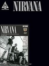Nirvana Guitar Pack: Includes Nirvana Guitar Tab Book and Nirvana Guitar Play-Al