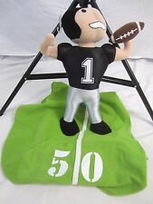 Football Player Dog Pet Halloween Game Day Costume  Size L/XL (50-100lbs) - CT1