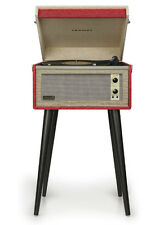 Crosley Record Player Stereo System Turntable Dansette Retro Look Free Standing
