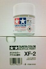 Tamiya acrylic paint. XF-2 White 23ml