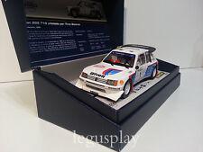 Slot SCX Scalextric Superslot Legends H3591A Peugeot 205 T16 Timo Salonen