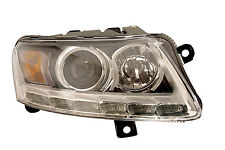 2005-2011 Audi A6 Passenger Side Headlight Assembly Xenon HID w/Auto Leveling