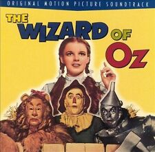 THE WIZARD OF OZ--Selections From The Original Soundtrack--CD--Rhino Reissue
